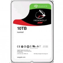 Seagate IronWolf 10TB 256MB Cache SATA 6.0Gb/s Internal Hard Drive , Perfect for 1-8 BAY NAS system, 3 years warranty