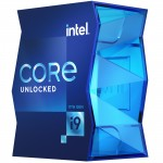 Intel Rocket Lake Core i9-11900K CPU 8 Core / 16 Thread, Max Turbo 5.3GHz, Base Clock 3.5GHz, 16MB, LGA 1200 Intel 500 Series