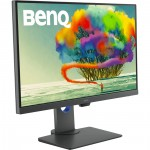 BenQ PD2700U 4K HDR Monitor for Graphic Design UHD 27 Inch, 100 Percent Rec.709/sRGB, CAD/CAM, Animation, Darkroom Mode, Hotkey Puck