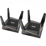 ASUS RT-AX92U AIMesh Wi-Fi System - 2 Pack