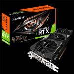 Gigabyte Geforce RTX 2080 SUPER Gaming OC RGB 8G GDDR6, GPU Upto 1845MHz, 3XFan, 2XSlots, HDMI+3XDP+Type C, 8Pin+ 6Pin, 287mm Length, Max 4 Display