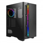 Antec NX400 (Black/Transparent)
