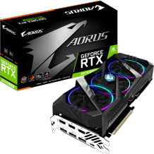 Aorus GeForce RTX 2070 Super 3xHDMI 3xDP 8GB