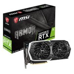 MSI GeForce RTX 2070 Armor HDMI 3xDP 8GB