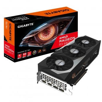 Gigabyte Radeon RX 6800 XT Gaming OC 2xHDMI 2xDP 16GB (one unit only, F.I.F.S)