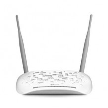 TP-Link TD-W9970 ADSL/VDSL Wi-Fi Modem Router, Wireless-N300, 4 x LAN, 1 x USB2.0