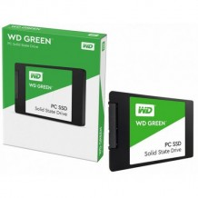 "WD Green PC SSD Rev.2 2.5"" SATA III 1TB"