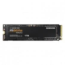 Samsung 970 EVO Plus 1TB M.2 (2280),NVMe SSD R/W(Max) 3,500MB/s/3,300MB/s, 600K/550K IOPS, 5 Years Warranty