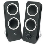 Logitech Z200 Black 2.0 Channel 5W Multimedia Speakers