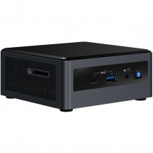 Intel NUC NUC10i3FNHFA (Black)