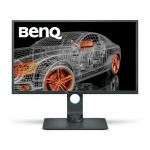 "BENQ PD3200Q 32"" 2K (2560 X 1440) QHD VA LED MONITOR WITH 100% SRGB AND REC.709,DARKROOM, CAD/CAM AND ANIMATION DISPLAY MODE,KVM SWITCH"
