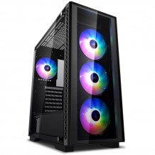 Deepcool Matrexx 50 ADD RGB 4F (Black/Transparent)