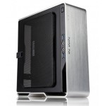 IN-WIN CHOPIN MINI-ITX SILVER CHASSIS WITH 150W 80+ BRONZE PSU,2 X 2.5INCH SSD DRIVE BAY , 2 X USB 3.0,HD AUDIO,ANZ POWER CORD INCLUDED
