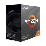 AMD Ryzen 5 3600 6 Core,12 Threads up to 4.2 GHz Max Boost, Socket AM4