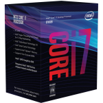 Intel Core i7 8700K 3.7GHz Socket 1151 Box without Cooler