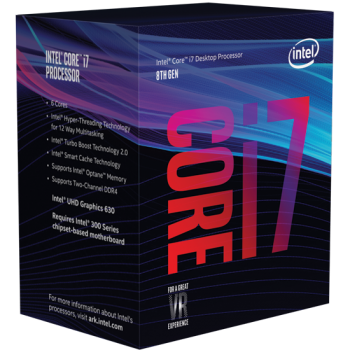 Intel Core i7 8700 3.2GHz Socket 1151 Box