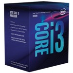 Intel Core i3 8100 3.6GHz Socket 1151 Box