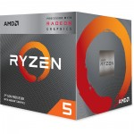 AMD Ryzen 5 3400G 3.7GHz Socket AM4 Box