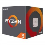 AMD Ryzen 3 1200 3.1GHz Socket AM4 Box