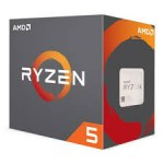 AMD Ryzen 5 1600X 6 Core