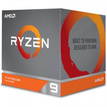 AMD Ryzen 9 3900X 12 Core,24 Threads, up to 4.6 GHz Max Boost, Socket AM4, with Wraith Prism with RGB LED Cooler