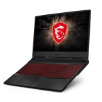 "MSI GL65-9SD-006NZ ---GL65 GAMING LAPTOP GTX1660TI GDDR6 6GB,I7-9750H,15.6"" FHD 120HZ THIN BEZEL ,DDR IV 8GB*2 2666MHZ,512GB NVME SSD ,WINDOWS 10 HOME,2 YS W"