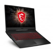"MSI GL75-9SE-048NZ  GAMING LAPTOP WITH RTX2060 GDDR6 6GB,I7-9750H,17.3"" FHD 144HZ THIN BEZEL ,DDR IV 8GB*2 2666MHZ,512GB NVME SSD ,WINDOWS 10 HOME,2 YS W"