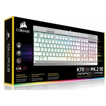 Corsair Gaming K70 RGB MK.2 SE Cherry MX Speed (EN)