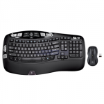Logitech MK550 Wireless Wave Combo