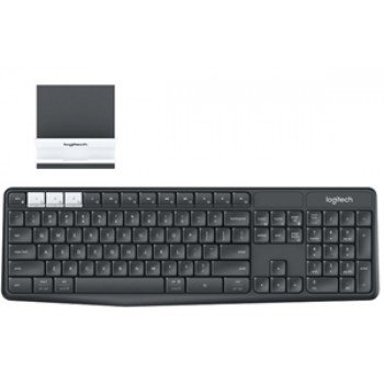 Logitech K375s Multi-Device Wireless Keyboard and Stand