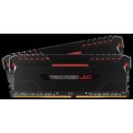 Corsair Vengeance Red LED DDR4 PC25600/3200MHz CL16 2x8GB CMU16GX4M2C3200C16R