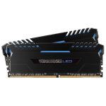 Corsair Vengeance Blue LED DDR4 PC25600/3200MHz CL16 2x8GB CMU16GX4M2C3200C16B