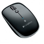 Logitech M557 Bluetooth Wireless Mouse - Dark Grey
