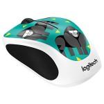 Logitech M238 Wireless Mouse Gorilla