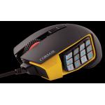 Corsair Gaming Scimitar PRO RGB YELLOW