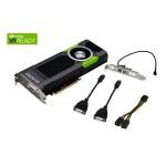 Leadtek Quadro P5000 4xDP 16GB