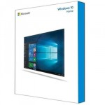 Microsoft Windows 10 Home DVD 64-BIT