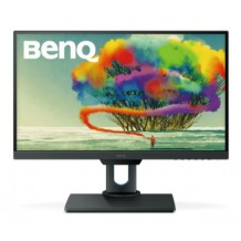 "BenQ PD2500Q 25"" 2K QHD (2560 x 1440)  IPS 100% sRGB UBS 3.1 Hub Designer monitor"