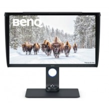 BenQ SW270C PhotoVue 27 Inch QHD 1440P IPS Photo Editing Monitor HDR, 99% Adobe RGB, sRGB, REC 709 AQcolor Technology for Accurate Reproduction