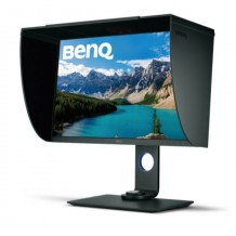 BENQ SW271 27 INCH 4K(3840X2160) 99% ADOBE RGB,100%SRGB,100%REC709,DCI-P3 COLOR MANAGEMENT PHOTOGRAPHER MONITOR