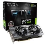 EVGA GeForce GTX 1080 FTW Gaming ACX 3.0 HDMI 3xDP 8GB 08G-P4-6286-KR