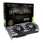 EVGA GeForce GTX 1080 SC Gaming ACX 3.0 HDMI 3xDP 8GB 08G-P4-6183-KR