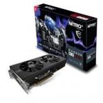 Sapphire Radeon RX 580 Nitro+ 2xHDMI 2xDP 8GB 11265-01-20G