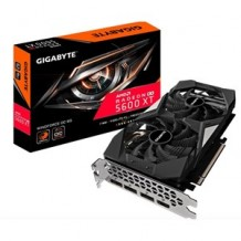Gigabyte Radeon RX 5600 XT WINDFORCE OC 6G GDDR6 RGB LED Graphics Card