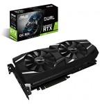 Asus GeForce RTX 2080 Dual OC HDMI 3xDP 8GB DUAL-RTX2080-O8G