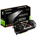 Gigabyte Aorus GeForce GTX 1070 HDMI 3xDP 8GB GV-N1070AORUS-8GD