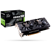 Inno3D GeForce GTX 1060 X2 HDMI DP 2xDVI 3GB