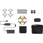 DJI Spark Fly More Combo RTF Sunrise Yellow  (Weekend special, 2 units only!)