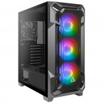 Antec Dark Fleet DF600 FLUX (Black/Transparent)