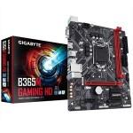 GIGABYTE Intel B365 Gaming motherboard with GIGABYTE 8118 Gaming LAN, PCIe Gen3 x4 M.2, Anti-Sulfur Resistor, Smart Fan 5, CEC 2019 rea